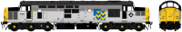 ACC231137051DCC Accurascale Class 37/0 Diesel Locomotive number 37 051 Trainload Metals