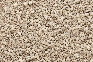 B87 Woodland Scenics Ballast, Coarse Buff, 18 cu. in.