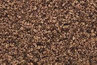 B86 Woodland Scenics Ballast, Coarse Brown, 18 cu. in.