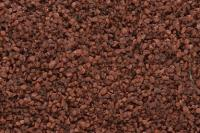 B84 Woodland Scenics Ballast, Coarse Iron Ore, 18 cu. in.