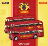 CC40801A Corgi Centenary Bristol Lodekka Bus - Destination Liverpool number 20