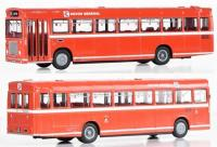 E25006 Exclusive First Editions Bristol RELL Flat Front Type A Bus in Devon General livery