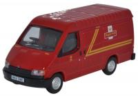 76FT3002 Oxford Diecast Ford Transit Mk3 Van - Royal Mail