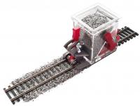 BS-HO-02 Proses Ballast Spreader with shut-off and height adjustment OO or HO