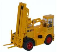 76SDF003 Oxford Diecast Shelvoke & Drewry Freightlifter British Rail (Yellow)