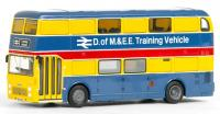 38119 Exclusive First Editions Bristol VRT Double Decker Bus in BR Engineering Training livery
