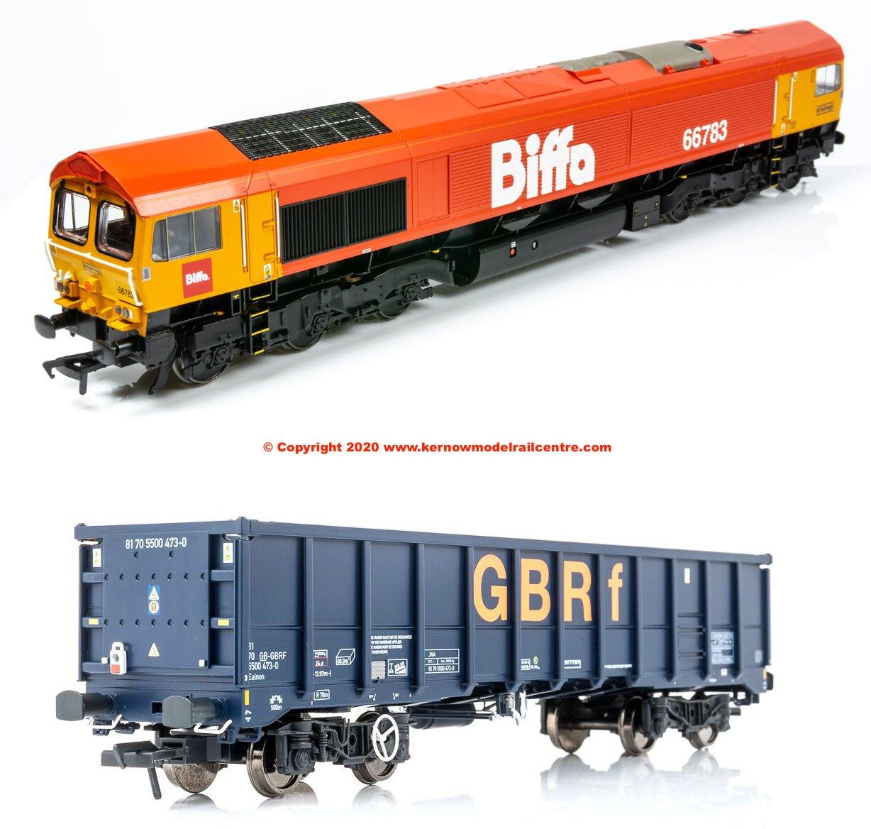 K9963 66783 GBRf Flying Dustman Pack image