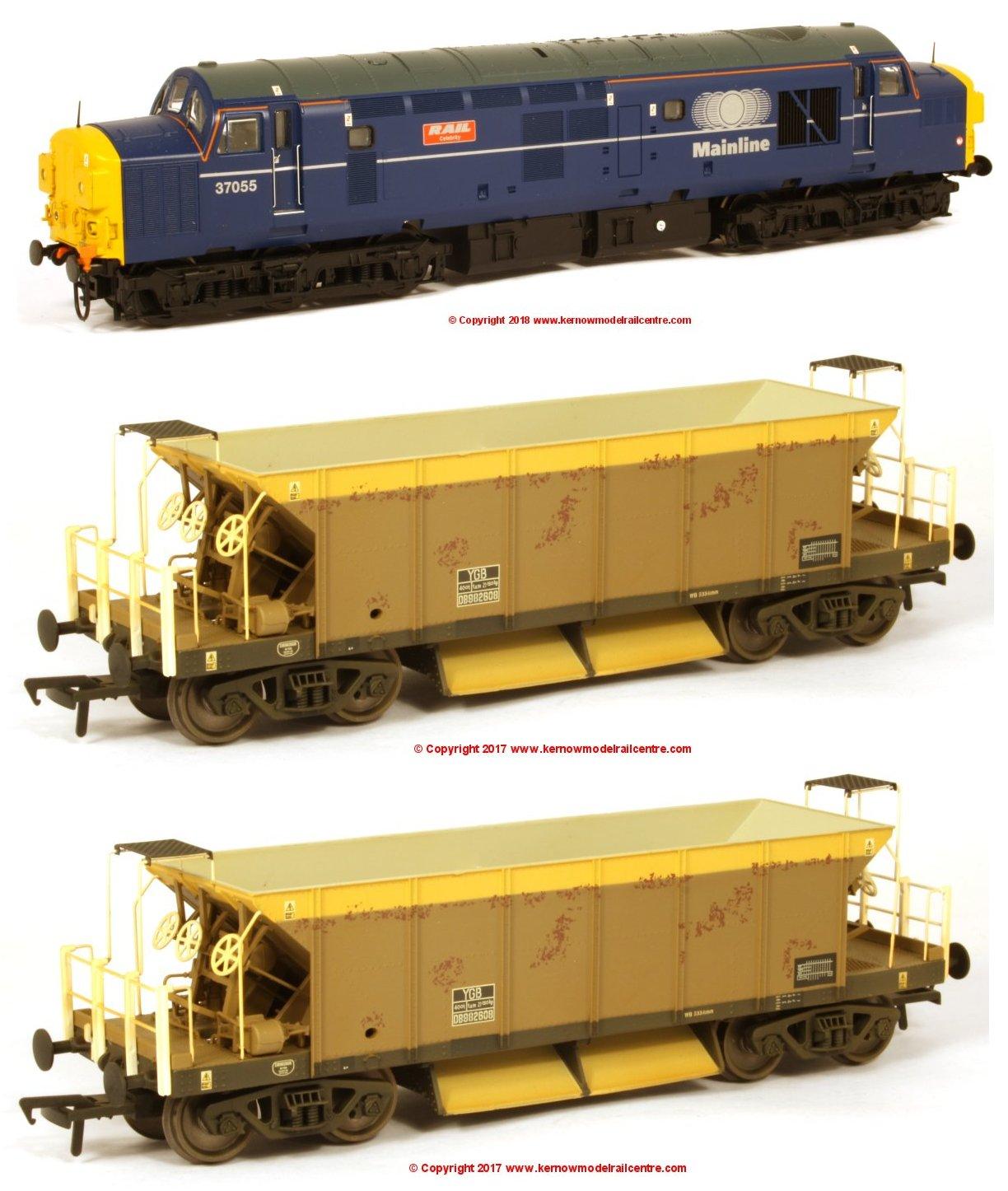 K9972 Mainline Freight Ballast Pack image