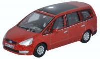 76FG003 Oxford Diecast Ford Galaxy Tango Red