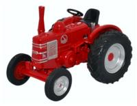 76FMT003 Oxford Diecast Field Marshall Tractor Red