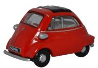 76IS001 Oxford Diecast BMW Isetta Signal Red
