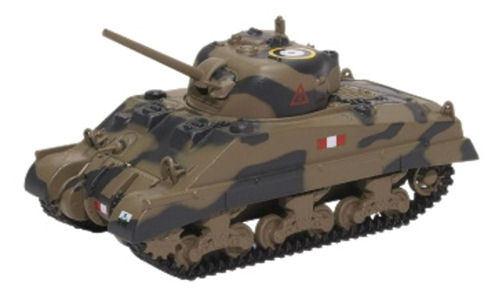 76SM002 Oxford Diecast Sherman Tank MkIII Royal Scots Greys Italy 1943