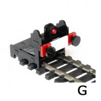 BF-G-01 Proses G Scale Buffer Stop DC DCC