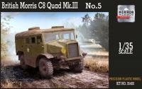 PKMR35400 Pocketbond British Morris C8 Quad Mk III No 5