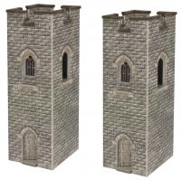 PN192 Metcalfe Castle Watch Tower Kit