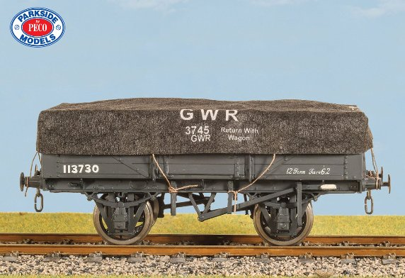 PS91 Parkside GWR Wagon Tarpaulin