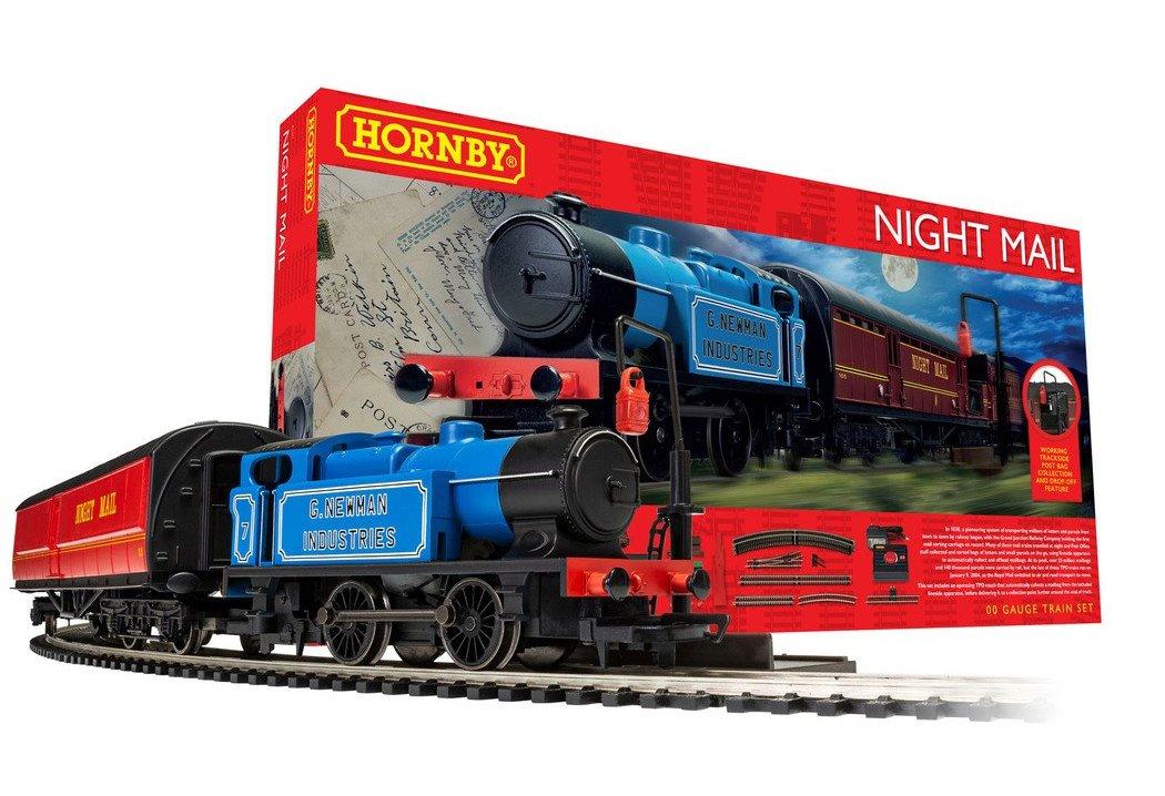 R1237M Hornby Night Mail Train Set Image