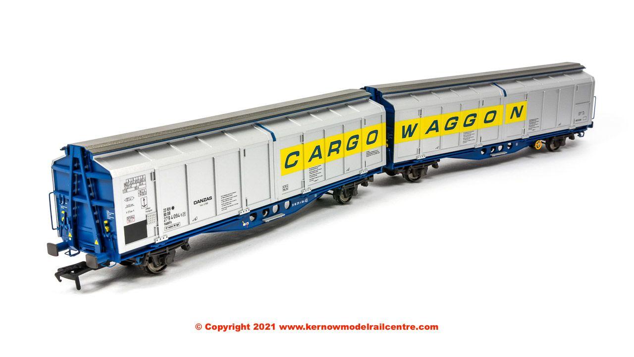 SB008D Revolution IZA Cargowaggon Image