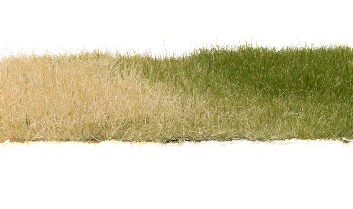 FS625 Woodland Scenics Field Grass System 12mm Static Grass Dark Green