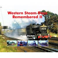 Book - Western Steam Days Remembered Volume II by Kevin Derrick