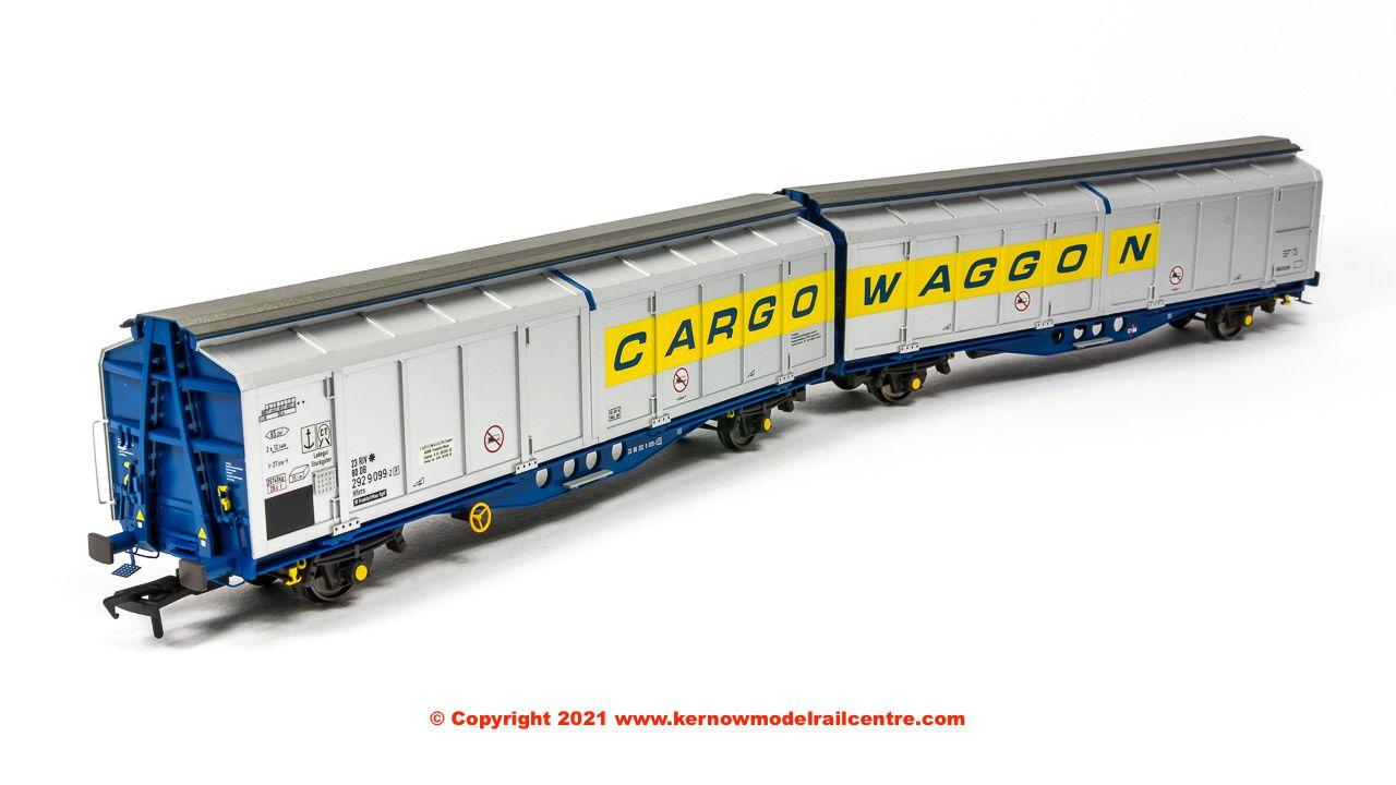 SB008J Revolution IZA Cargowaggon Image