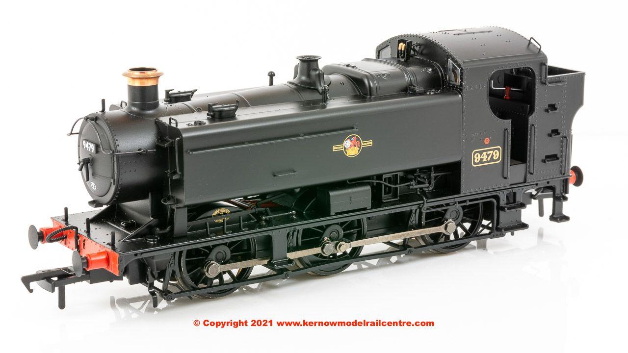 35-027 Bachmann Class 94XX Pannier Tank number 9479 BR Black