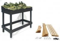 ST4790 Woodland Scenics Mod-U-Rail Stand for Straight Module