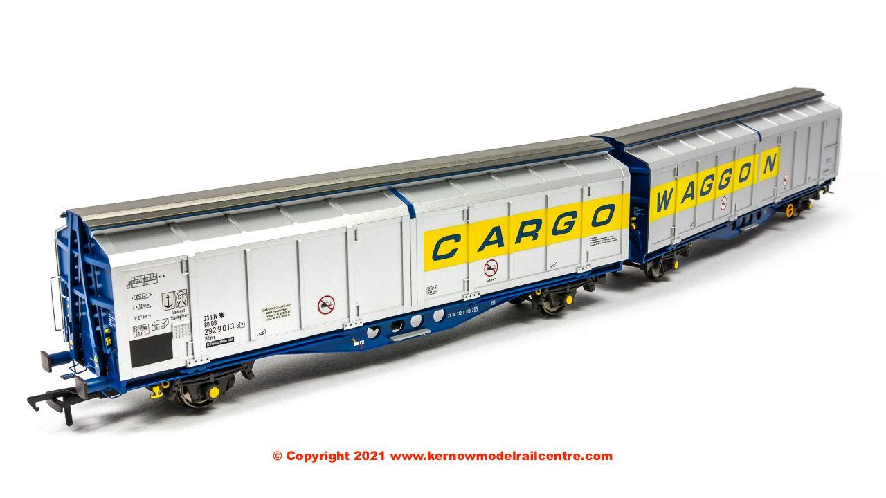 SB008H Revolution IZA Cargowaggon Image