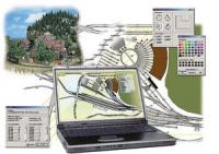 2810 Busch PC-RAIL Railway planning software For PC