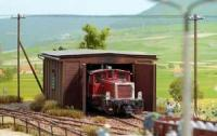 8764 Busch Small Engine Shed TT