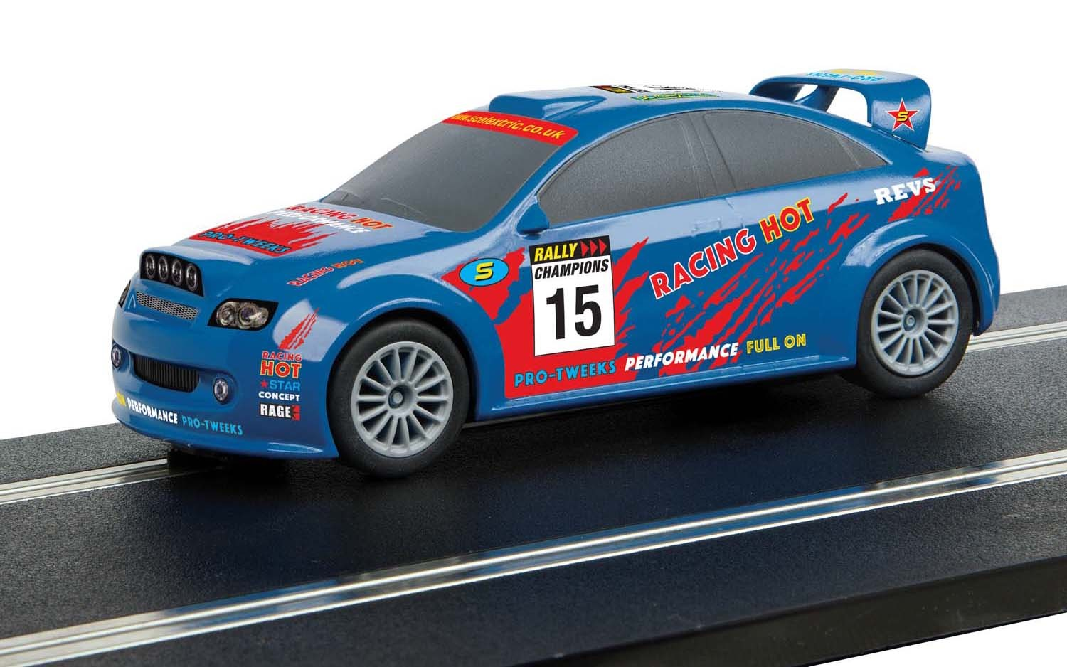 C4115 Scalextric Start Rally Car – 'Pro Tweeks'