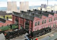 GMKD1002 Kestrel Locomotive Works Kit