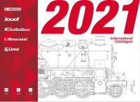 Catalogue - Hornby International 2021 HP2021