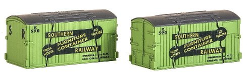 NR-215 Peco Containers SR Furniture removals (pack of 2)