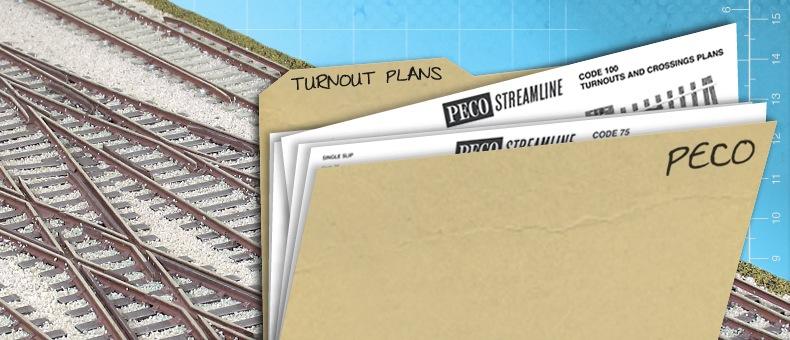 Peco Track Plans Pdf