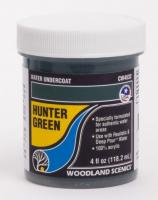 CW4532 Woodland Scenics Hunter Green Water Undercoat