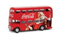 GS82331 Coca Cola Limited Addition Christmas London Bus