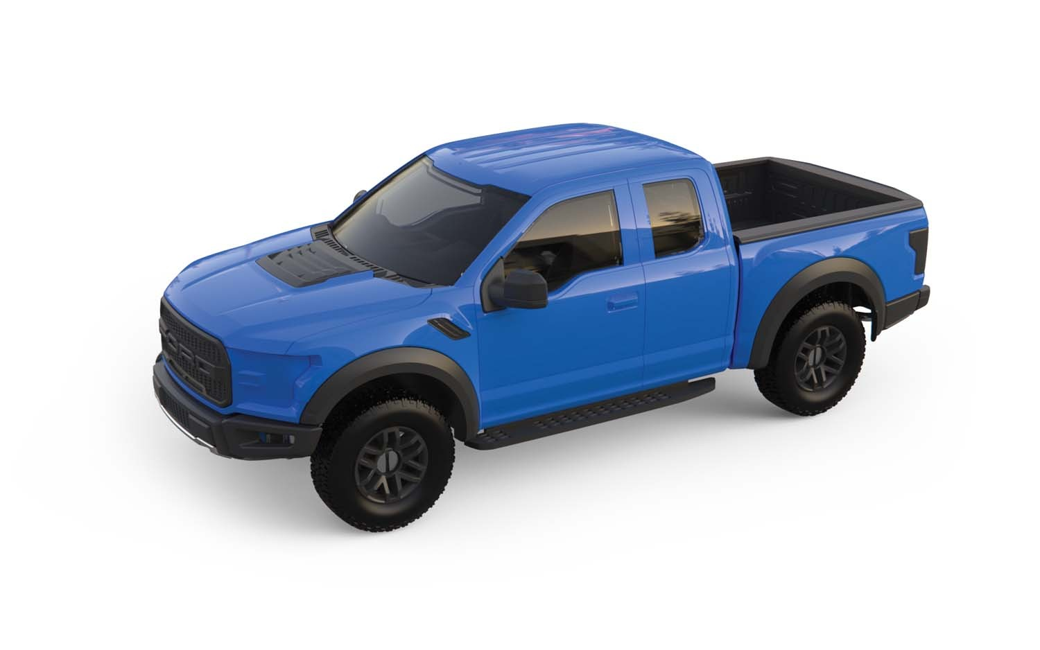 J6036 Airfix Quick Build Ford MustanJ6037 Airfix Quick Build Ford F-150 Raptorg GT