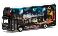 OM46513 Corgi Wright Eclipse Gemini 2- Mullany's Buses- Harry Potter Warner Bros. Studio Tour London