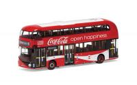 OM46623 Corgi New Routemaster - London United - LTZ 1148 - Route 10 - Kings Cross - Coca Cola®