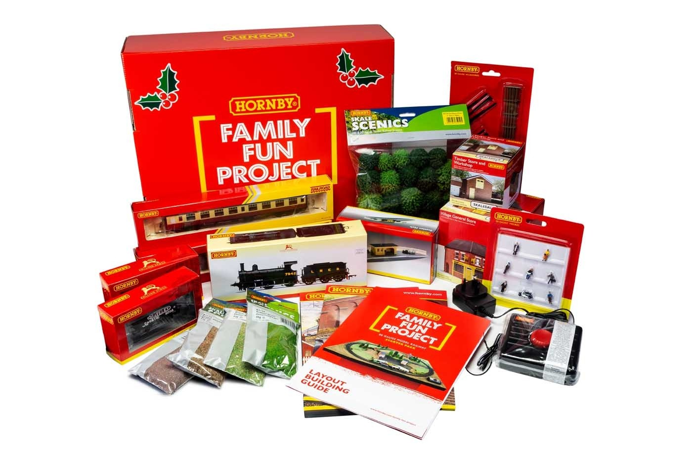 R1278 Hornby - Christmas Hamper Pack