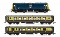 R3791 Hornby Sovereign Pullman Days Train Pack