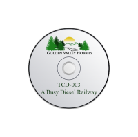 TCD-003 Taliesin A CD Of A Busy Diesel Railway Station ( Main Line )