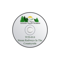 TCD-014 Taliesin A CD Of Steam Railways In The Countryside