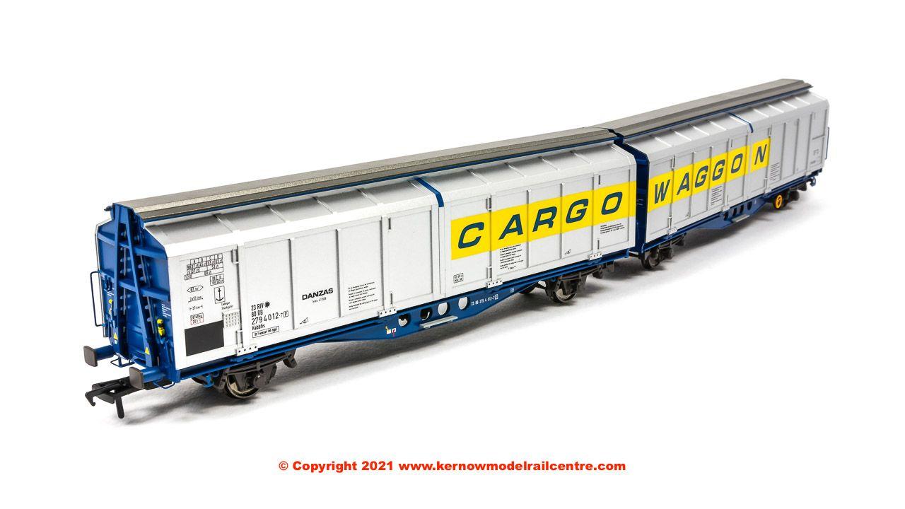 SB008B Revolution IZA Cargowaggon Image