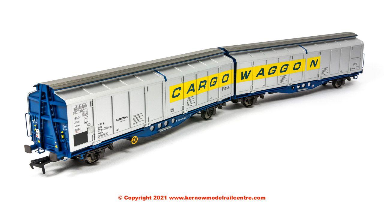 SB008E Revolution IZA Cargowaggon Image