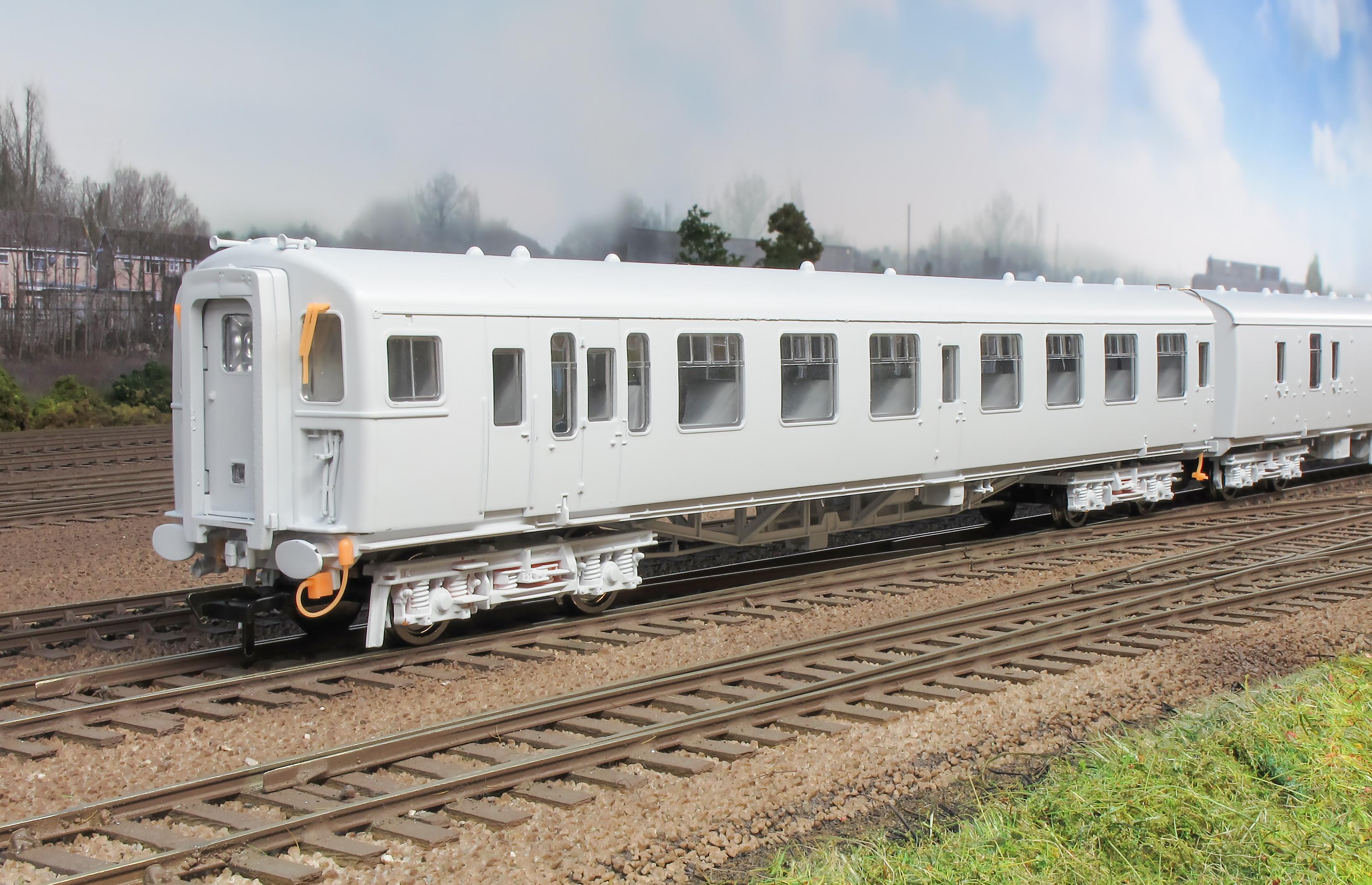 Bachmann Class 491 4-TC Unit Project Image