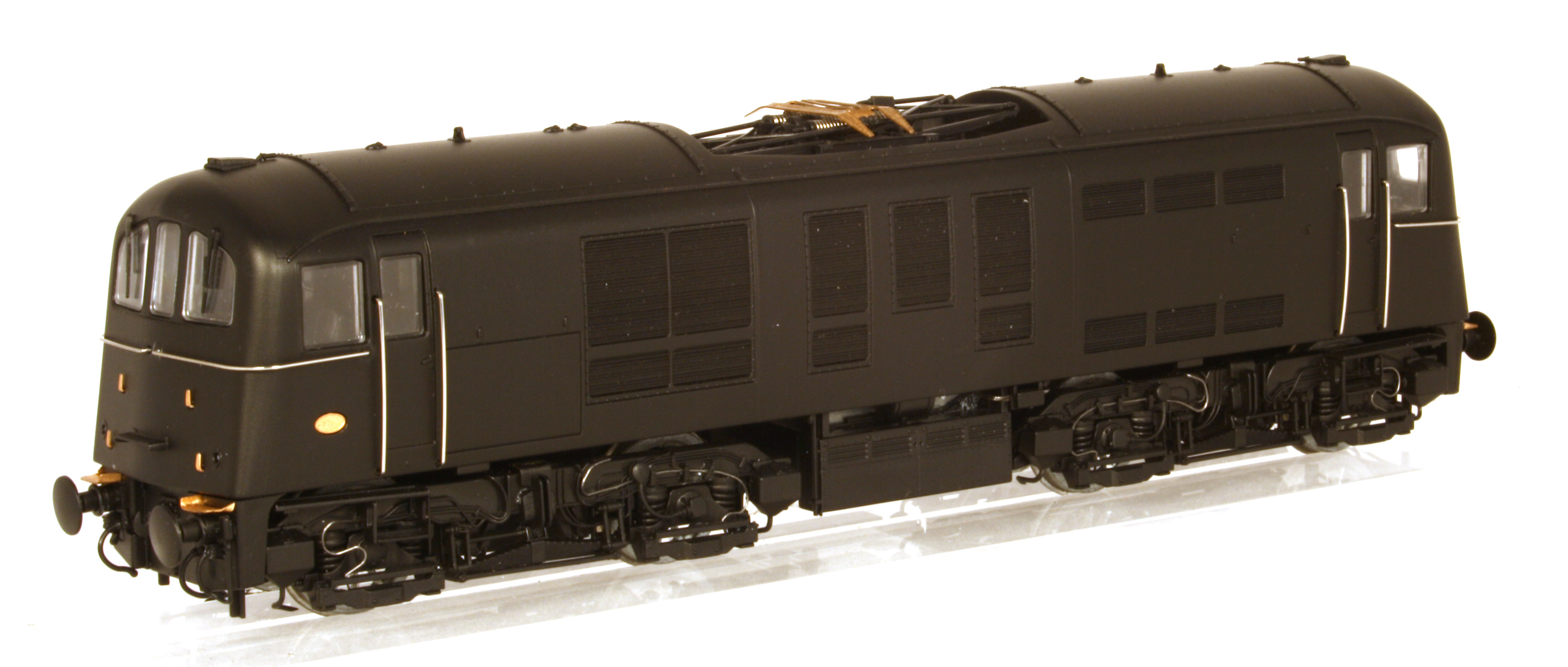Class 71 DJ Models Crowd Funded Project Image