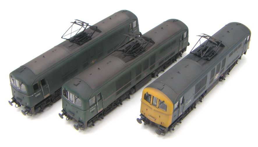 Class 71 Weathered Samples image