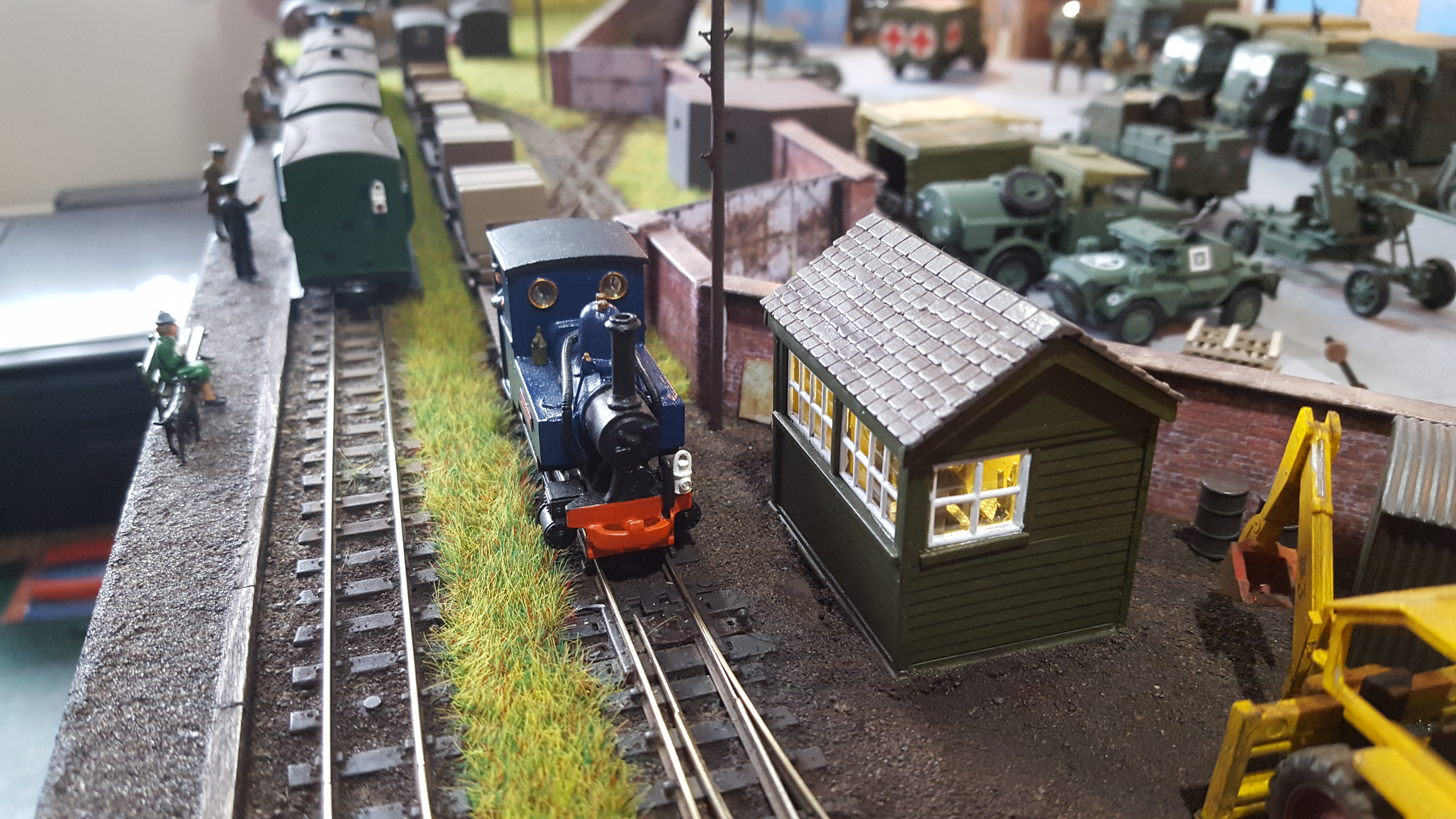 Ludlow Layout